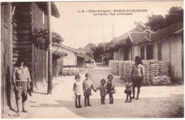 BASSIN D'ARCACHON - Le Canon - Rue Principale - Arcachon
