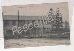 90 TERRITOIRE DE BELFORT - CP BEAUCOURT - USINES JAPY FRERES - J. GROFT PAPIERS PEINTS N°14 - CLICHE MICHEL MANDEURE - Beaucourt