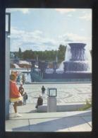 Oslo. *View Of Vigeland's Sculpture Grounds* Nueva. - Noruega