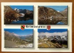 Grimselpass SVIZZERA   Cartolina Non Viaggiata - BE Berne
