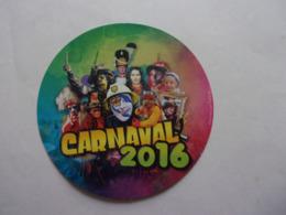 Carnaval De Dunkerque 2016 Carnival Carnaval Karneval Petite-Synthe Malo-Les-Bains Fort-Mardyck Saint Pol Sur Mer - Aufkleber