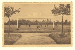 A0152[Postkaart] Verlofkolonie Te Westmalle / Football Terrein. (Photo Hoelen) [Malle Voetbal Voetbalplein] - Malle