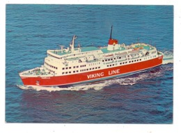 OZEANSCHIFFE - Fähre / Ferry, MS MARELLA, Viking Line - Transbordadores