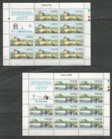 10x MALTA - MNH - Europa-CEPT - Architecture - 1977 - 1977