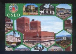 Oslo. Circulada Oslo 1970. - Noruega