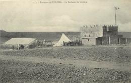 Pays Div- Ref U292- Algerie - Environs De Colomb - La Redoute De Meridja   - - Altre Città