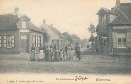 Wuustwezel - De Statiestraat - Hoelen Nr. 3056 - 1907 - Wuustwezel