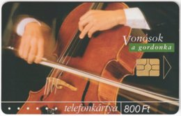 HUNGARY E-763 Chip Matav - Music Instrument, Cello - Used - Ungarn