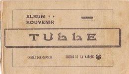 TULLE    CARNET De 12 Cartes Postales Anciennes - Tulle