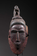 Masque Africain Masque Gouro - Art Africain