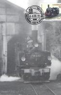 4.10.2009  -  Dampflokomotive Erbaut Um 1896 - Cartes Maximum