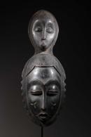 Masque Africain Masque Yohouré - Art Africain