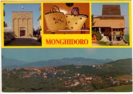 Monghidoro (Bo). Multivisione. VG. - Bologna