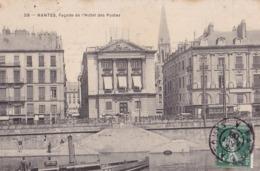 NANTES - Façade De L'Hôtel Des Postes - Nantes