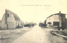 Nieuwpoort Reconstruction De Nieuport 1920 Rue Longue (21) - Nieuwpoort