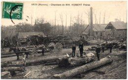 53 ARON - Chantiers De MM. HUBERT Frères - Other Municipalities