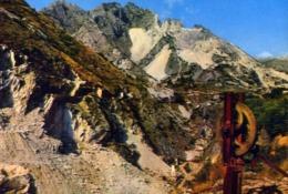 Carrara - Cave Di Marmo - Formato Grande Viaggiata – E 14 - Carrara