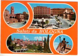 Saluti Da Bologna. VG. - Bologna