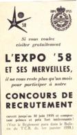 L' Expo 58 Et Ses Merveilles - Collections