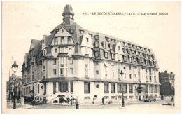 62 LE TOUQUET-PARIS-PLAGE - Le Grand Hotel - Le Touquet