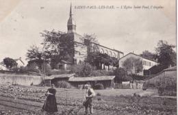 SAINT-PAUL LES DAX - L'Eglise Sain-Paul, L'Angélus - Autres Communes