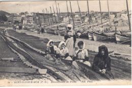BANYULS-SUR-MER - Ravaudeuses De Filets - Banyuls Sur Mer