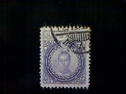 Japan, Scott #189, Used (o), 1924, Empress Jingo, 10¥, Violet - Used Stamps