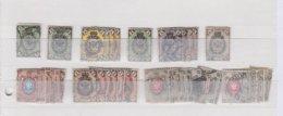 Rusland Kleine Verzameling Zegels Tussen Michel-nr 13y En 26x - 1857-1916 Impero