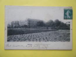 ROUEN. L'Ecole Normale D'Instituteurs. - Rouen