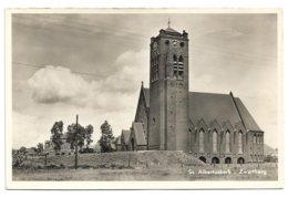 Genk - Zwartberg  *  St.-Albertuskerk - Genk
