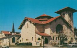 AUSTIN TX - THE METHODIST CHURCH UNIVERSITY OF TEXAS POSTCARD - Austin
