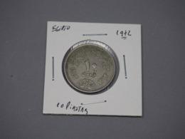 EGYPT, 10 PIASTRES 1972 VF - Egypte