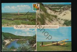 Burgh-Haamstede - O.a. Zweefvliegtuig [AA26 1.152 - Niederlande