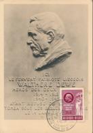 BELGIUM  1953 ISSUE COB 908WALTER DEWE MC - Maximum Cards