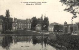78 - Yvelines - Montfort-l'Amaury - Château De La Mormaire - D 0471 - Montfort L'Amaury