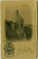 AK GERMANY - LICHTENSTEIN - CASTLE - RICARIA SEI'S PANIER - EDIT VON H. STING - 1910 (BG5415) - Allemagne