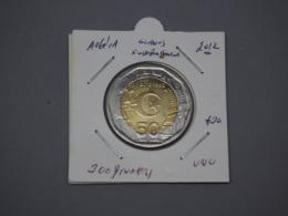 "Algeria 200 Dinars 2012 ""50th Ann. Of Independence"" BiMetallic UNC - Algeria"