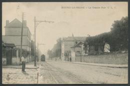 Bourg-la-Reine - La Grande Rue - C. L. C. - Voir 2 Scans - Bourg La Reine