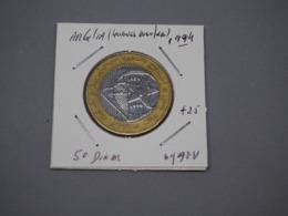 ALGERIA 50 DINARS-Revolution 1994 Rare VG - Algeria