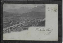 AK 0355  Innsbruck - Mondschein-Litho Um 1897 - Innsbruck