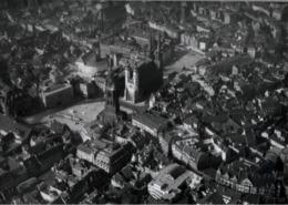 ! Halle An Der Saale, Luftbild 1938, Nr. 34906,  Format 17,7 X 11,8 Cm - Halle (Saale)