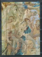 MUESTRA OVERPRINT ON MNH BLOCK TOPICAL RUBENS  HORSE BLOCKNUMBER 100 PLEASE READ FIRST - Rubens