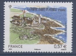 N° 4679 La Pointe St Mathieu Faciale 0,57 € - Frankreich