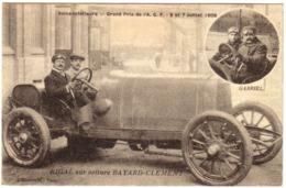 Grand Prix De L'A.C.F - RIGAL Sur BAYARD-CLEMENT - Francia