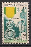 Wallis Et Futuna - 1952 - N°Yv. 156 - Médaille Militaire - Neuf Luxe ** / MNH / Postfrisch - Wallis E Futuna