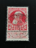 Nr 74 Gestempeld Lummen  Coba 15 - 1905 Grosse Barbe