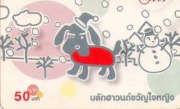TAILANDIA. Dog - Winter. 06/2008. 119. TH-Happy-0488. (038) - Perros