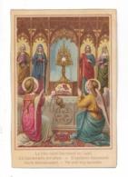 Le Très Saint Sacrement De L'autel, Anges - Andachtsbilder