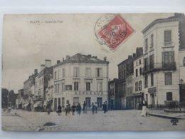 BLAYE     Cours Du Port - Blaye