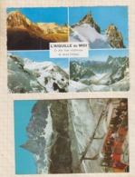 9AL2608 Lot De 2 Cartes CHAMONIX MONT BLANC   2 SCANS - Chamonix-Mont-Blanc